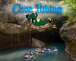 cave-tubing