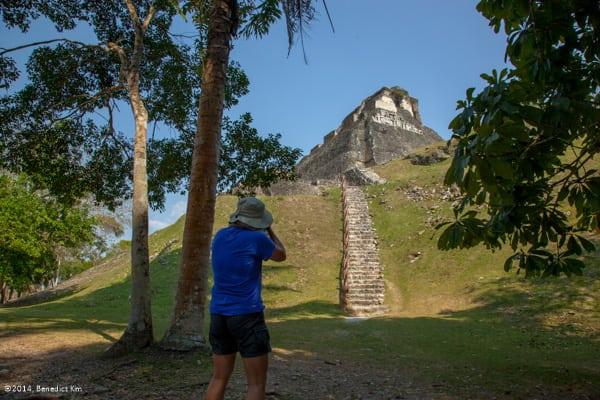 Photographing El Castillo