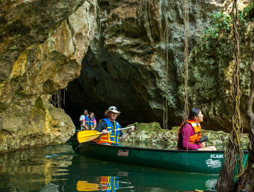 barton-creek-cave-canoeing-exit