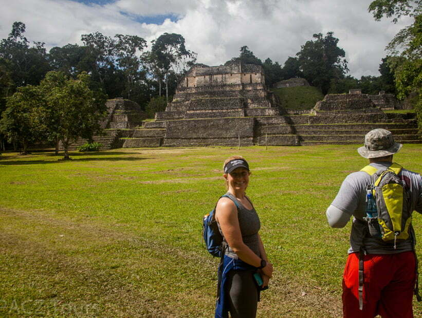 exploring caracol with pacz