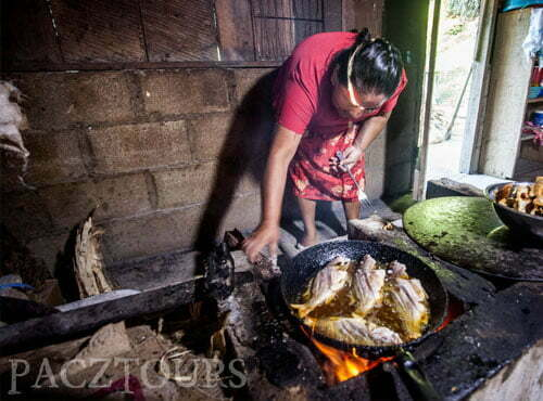 fire heart cooking belize